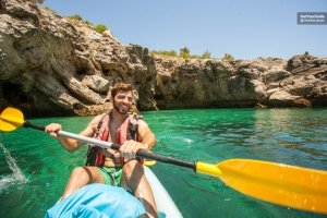 Kayaking Arrabida National park from Lisbon Tickets