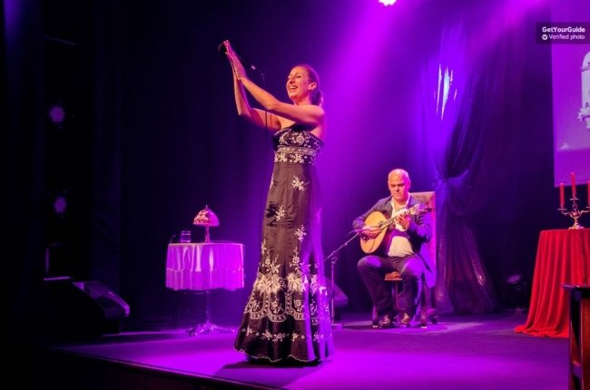 """Best Live Fado Show in Lisbon: """"Fado in Chiado"""" Tickets"""