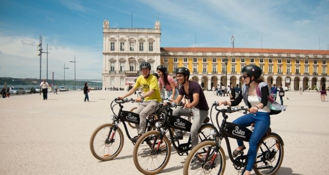 Lisbon Hills Tour by Electric Bike Tickets