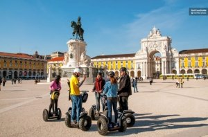 Lisbon Food Tour by Segway Tickets