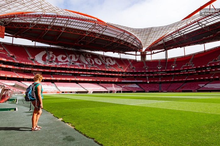 Lisbon: Luz Stadium Tour and SL Benfica Museum Ticket Tickets