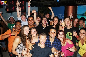 Lisbon: Pub and VIP Club Crawl Tickets