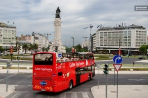 Lisbon Sightseeing Hop-On Hop-Off Tour Tickets
