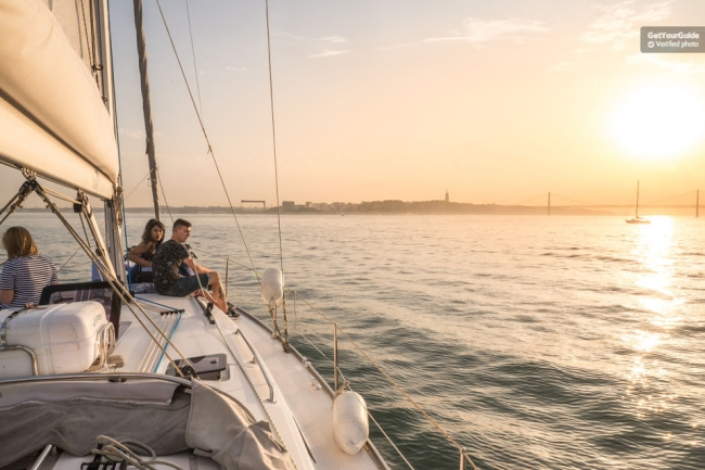 Lisbon Sunset Cruise along the Tagus River Tickets