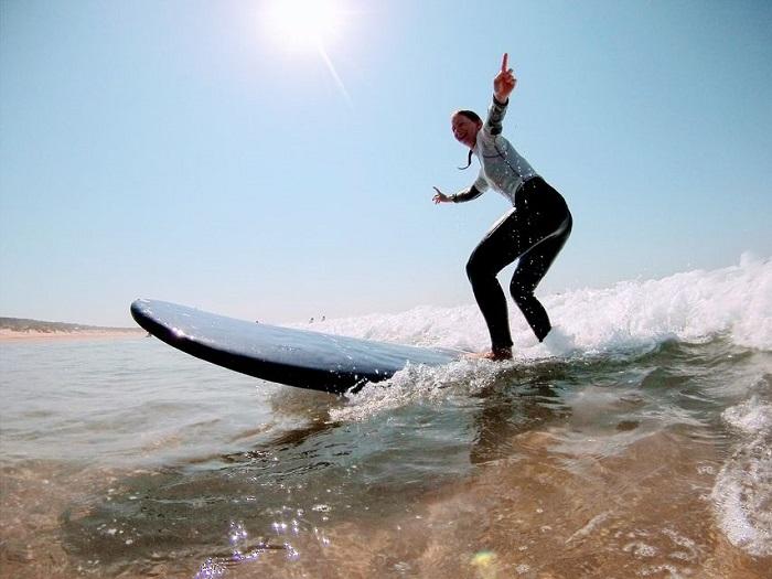 Lisbon Surf Experience Tickets