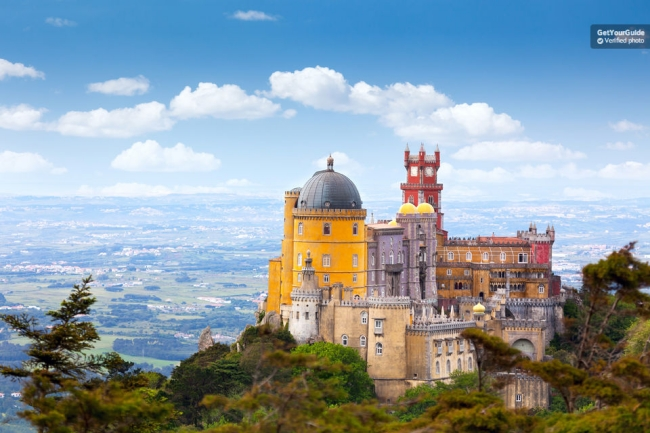 Pena Palace & Park Skip-the-Line Ticket Tickets
