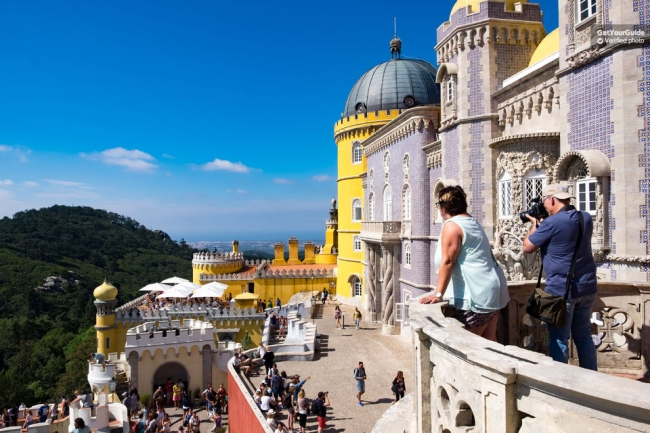 Sintra Full Day Sightseeing Tour Tickets
