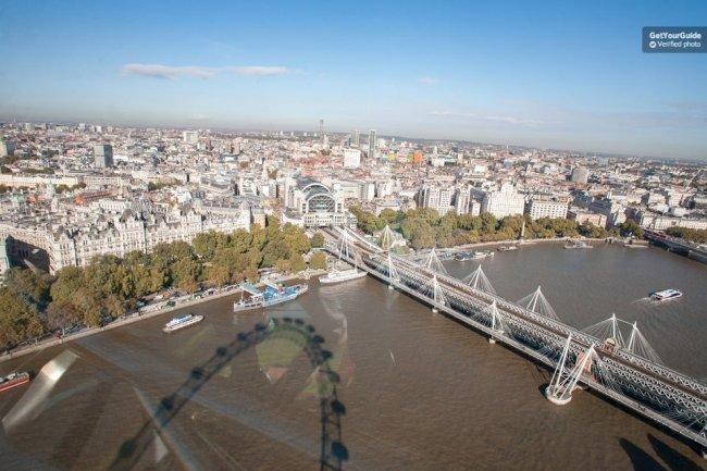 London Eye 4D Experience Tickets Tickets