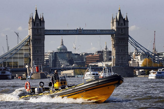 River Thames High-Speed Cruise from Embankment Pier Tickets