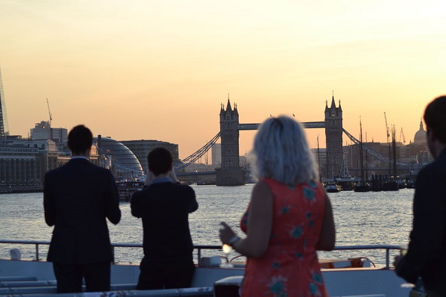 River Thames Sunset Sightseeing Cruise Tickets