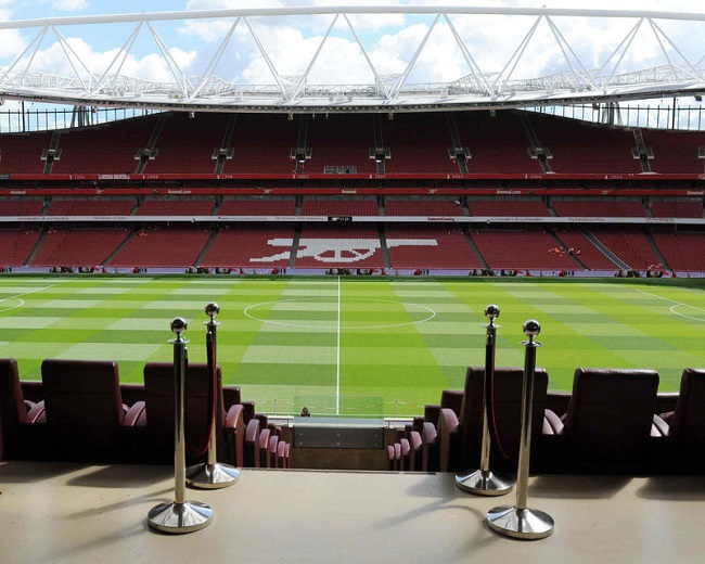 Emirates Arsenal Stadium Tour and Museum Tickets Tickets