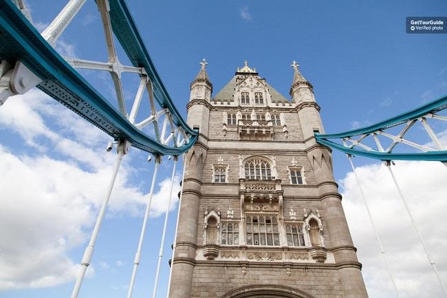 London Tower Bridge Exhibition Ticket Tickets