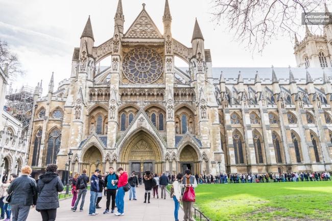 London Westminster Abbey Ticket Tickets