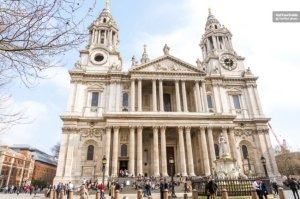 Saint Paul's Cathedral Skip the Line Ticket Tickets