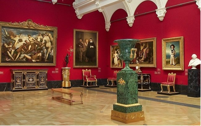 The Queens Gallery Buckingham Palace Tickets