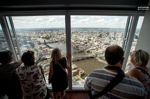The View from the Shard Tickets Tickets