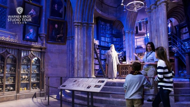 Warner Bros Studio Tour London Making of Harry Potter Tickets