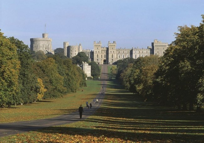 Windsor Castle Ticket Tickets