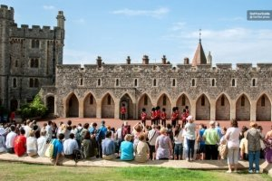 Windsor Castle, Bath & Stonehenge  Tour from London Tickets