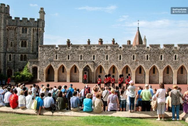 Windsor Castle, Bath & Stonehenge  Tour from London Tickets