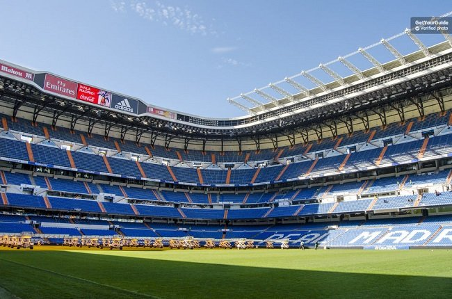 Real Madrid Stadium Tour: Priority Entrance Tickets
