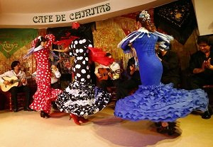 Best Flamenco Show at Café de Chinitas