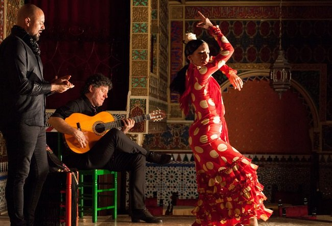 Flamenco Show at Torres Bermejas  Tickets