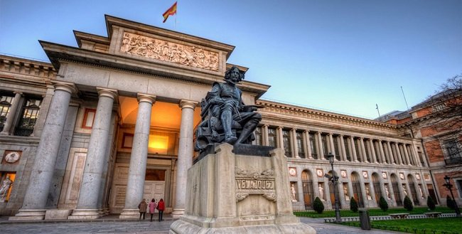 Paseo del Arte Golder Triangle of Art Tour Tickets