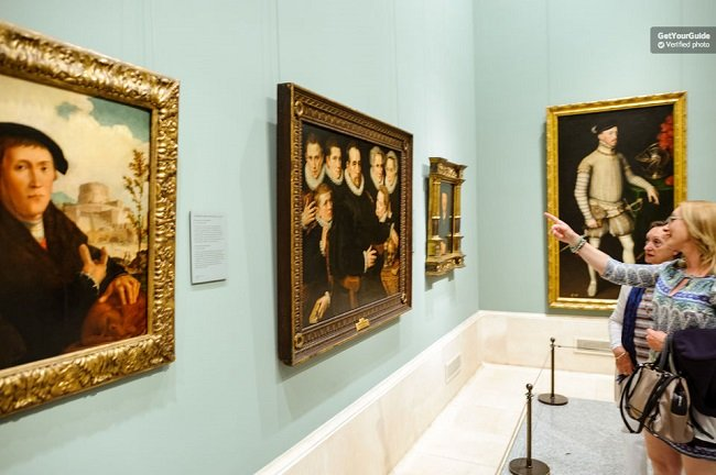 Prado Museum Skip-the-line  Tickets