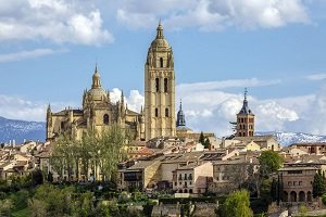 Toledo & Segovia Tour from Madrid  Tickets