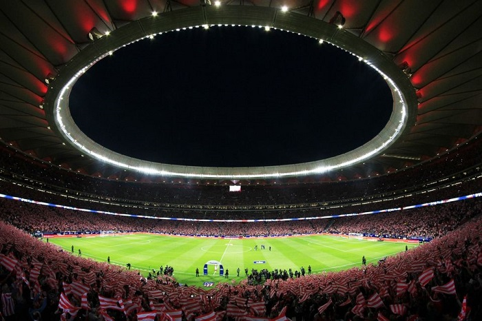 Wanda Metropolitano Stadium Tour Tickets