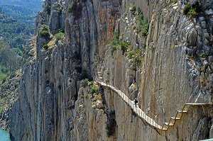 Caminito del Rey Excursion from Malaga  Tickets