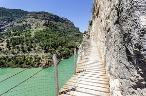 Caminito Del Rey Path: Full Day Tour Tickets