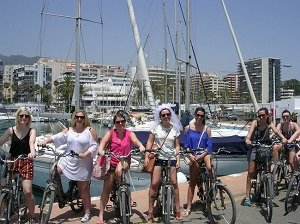 Malaga Bike Tour to Old Town, Marina and Beach  Tickets