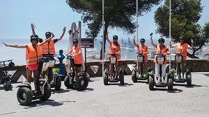 Malaga Private Segway Tours Tickets