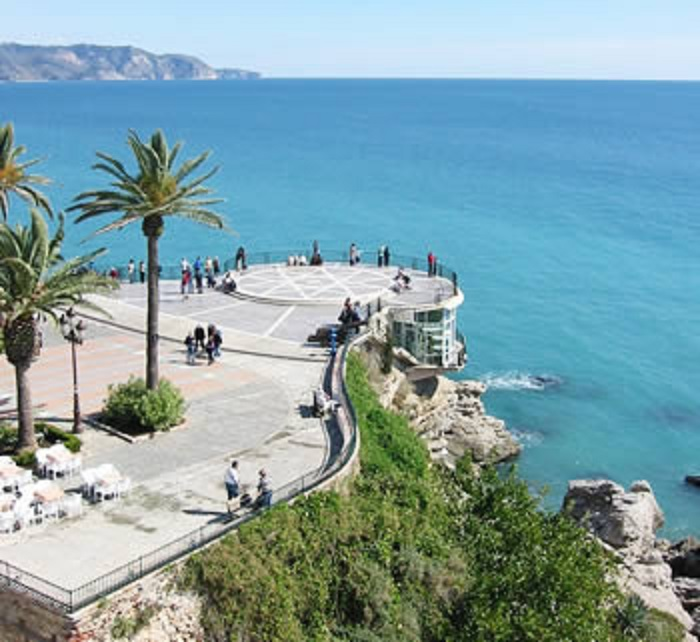 Malaga to Nerja and Frigiliana Half-Day Trip Tickets