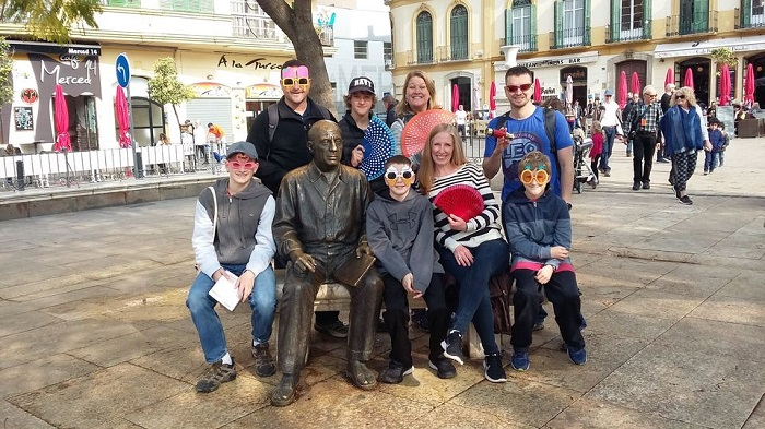 Private Sightseeing Treasure Hunt Malaga Tickets