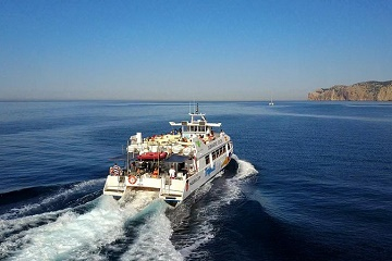 Mallorca: 5-Hour Isla Dragonera Cruise with Lunch Tickets
