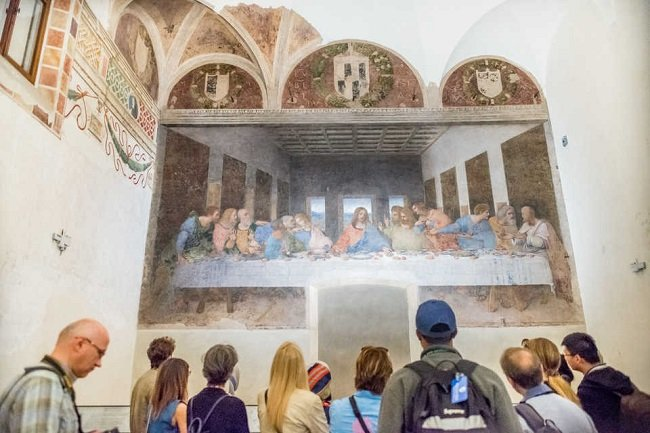 Milan Art Tour and Last Supper Tickets