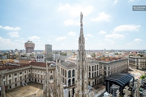 Milan Cathedral and Rooftop Ticket Tickets