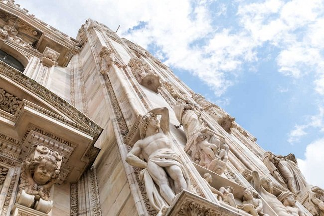 Milan Duomo and Terraces Ticket Tickets