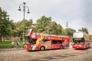 Milan Hop-on Hop-off Bus Tour, Map,  Tickets