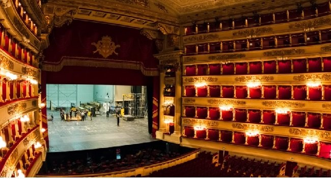 La Scala Theater and Milan Museum Tour Tickets
