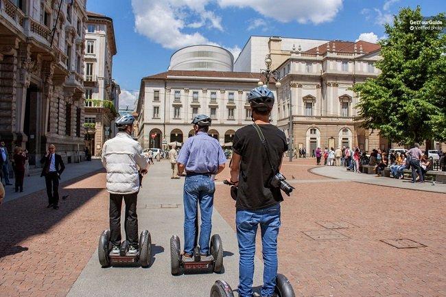 Milan Segway Tour Tickets
