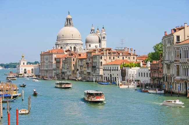 Venice Day Trip from Milan Tickets