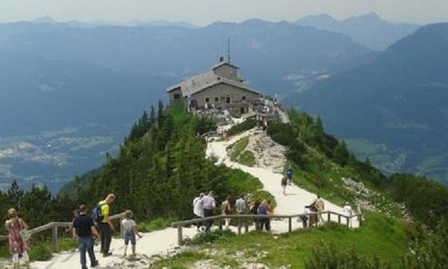 Berchtesgaden and Eagle