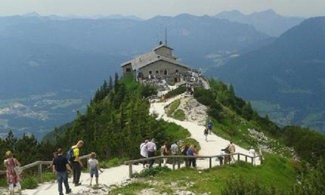 Berchtesgaden and Eagle