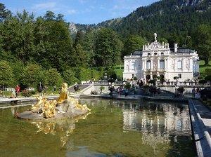 Day Trip to Neuschwanstein and Linderhof Castles from Munich Tickets
