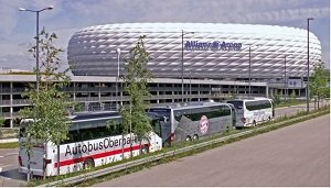 FC Bayern Munich Football Stadium tour and Allianz Arena Tickets