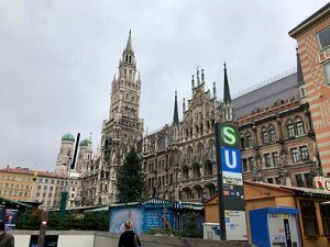 Munich Old Town Walking Tour Tickets